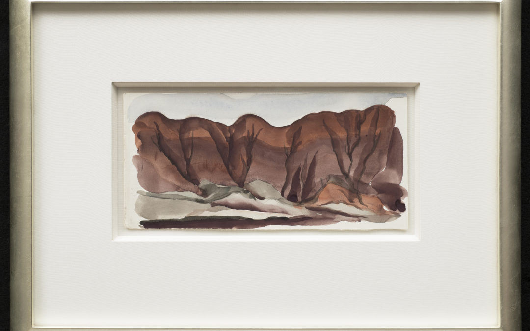 Doesn't Everyone Want to Own a Georgia O'Keeffe?